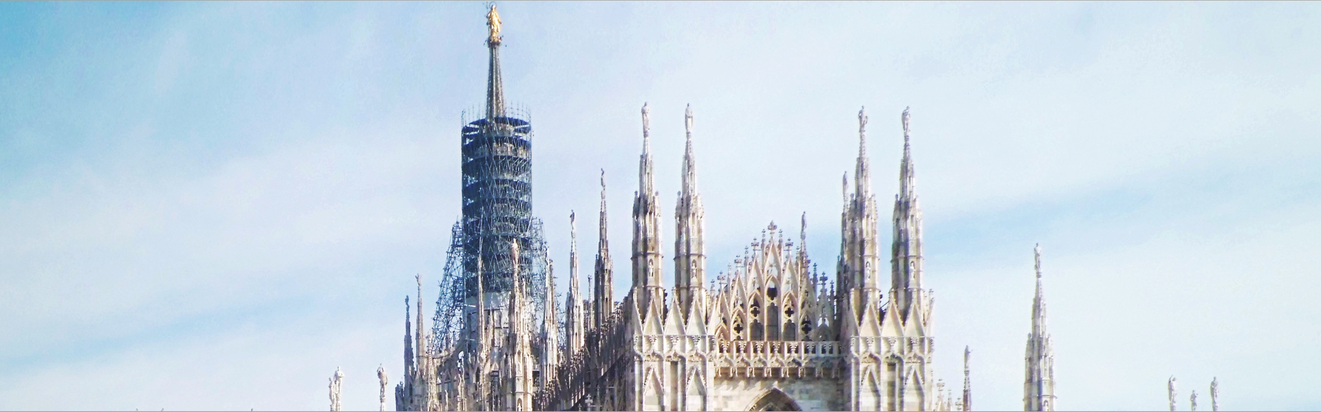 Milan Cathedral Spire 1 1920 600
